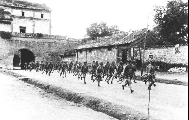 学党史 抗日战争全面爆发和第二次国共合作正式形成