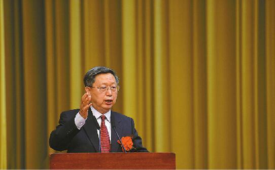 盟员胡敦欣院士喜获省科技最高奖