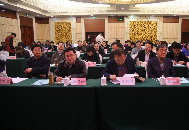 民盟山东省委2017年度参政议政工作会议召开