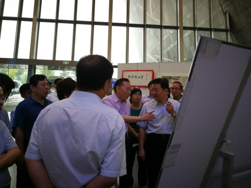 王修林主委赴东营、潍坊调研陆源污染物入海排放和近海生态环境治理情况