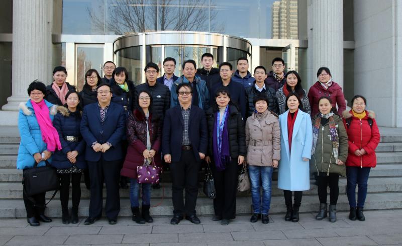 民盟山东省委举办盟员信息管理系统(四期)培训班