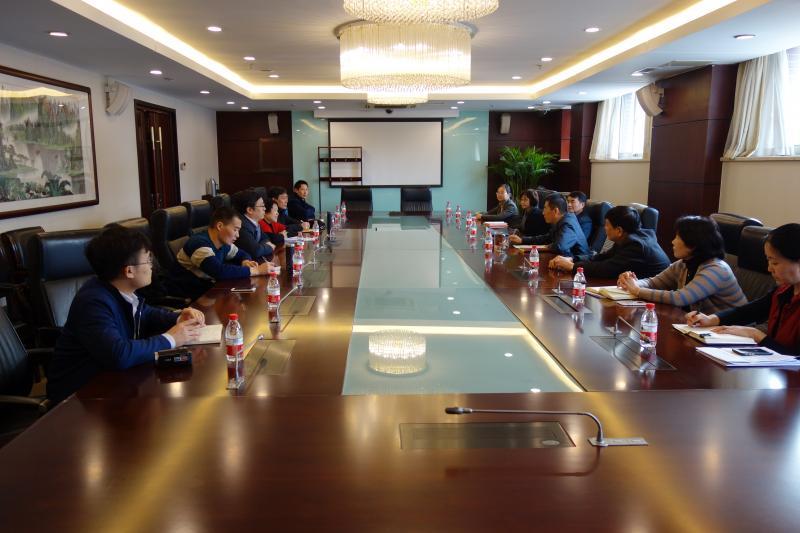 民盟省委机关一行八人赴民盟中央、民盟北京市委机关参访学习