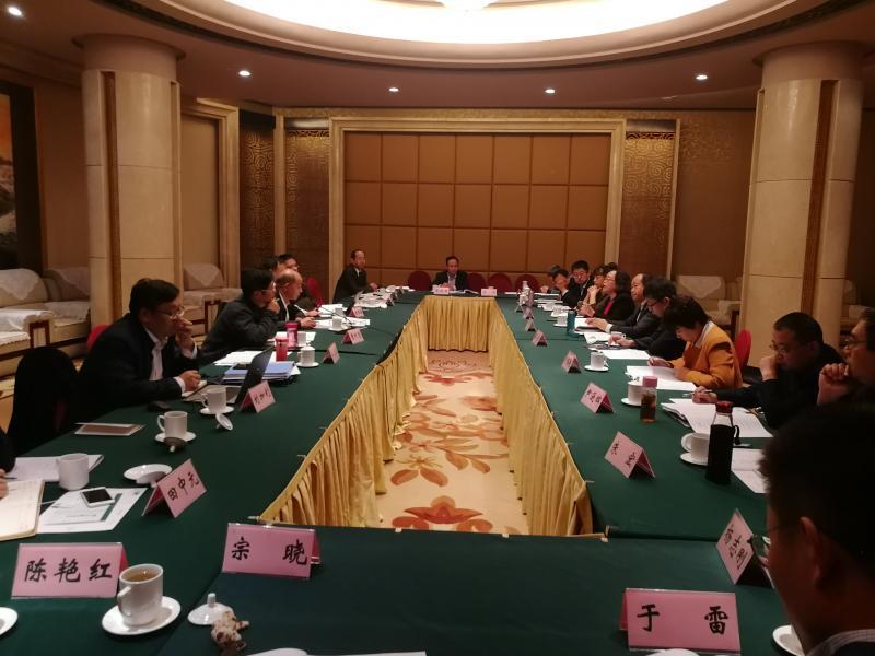 民盟山东省委法制委员会召开2018年度工作会议